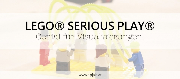 LEGO® SERIOUS PLAY® - genial für Visualisierungen!
